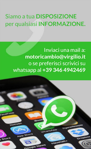 Whatsapp motoricambio